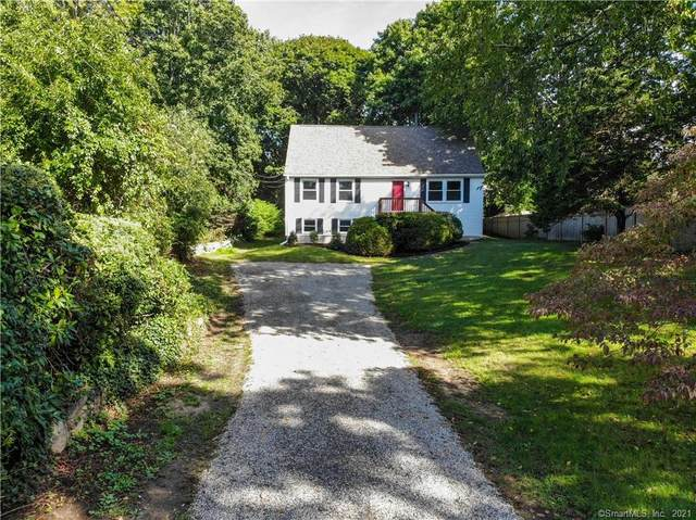 130 Irving Street, Groton, CT 06355 (MLS #170430522) :: Spectrum Real Estate Consultants