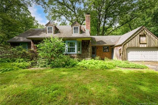 63 Staples Road, Easton, CT 06612 (MLS #170430557) :: GEN Next Real Estate