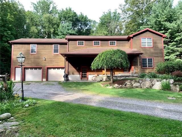 646 Branchville Road, Ridgefield, CT 06877 (MLS #170430584) :: Kendall Group Real Estate | Keller Williams