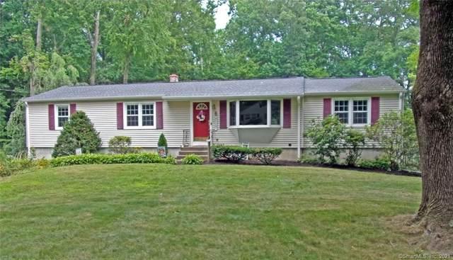 6 Heritage Road, Monroe, CT 06468 (MLS #170430674) :: Kendall Group Real Estate | Keller Williams