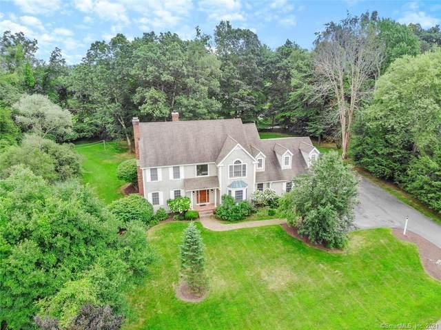 98 Silver Spring Road, Wilton, CT 06897 (MLS #170430777) :: Kendall Group Real Estate | Keller Williams