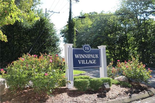 71 Aiken Street H6, Norwalk, CT 06851 (MLS #170430789) :: GEN Next Real Estate