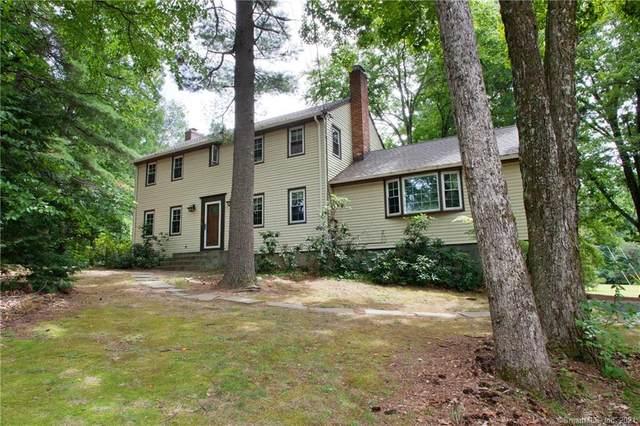 19 Lenora Drive, Simsbury, CT 06092 (MLS #170430794) :: Kendall Group Real Estate | Keller Williams