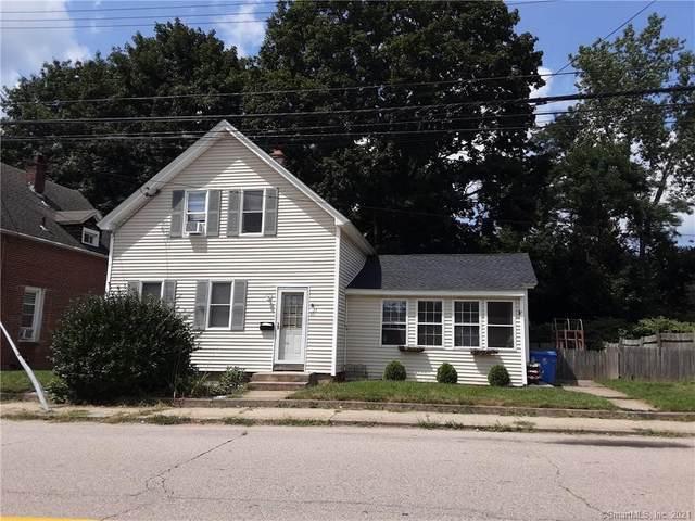 55 Sherman Street, Norwich, CT 06360 (MLS #170430814) :: Kendall Group Real Estate   Keller Williams