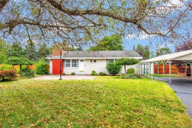 7 Brian Road, South Windsor, CT 06074 (MLS #170430823) :: Kendall Group Real Estate | Keller Williams