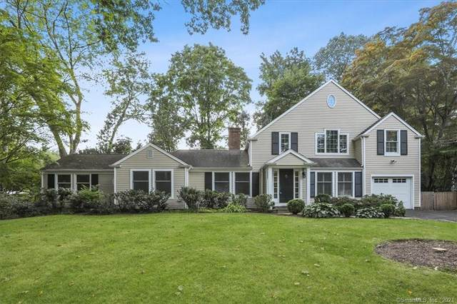 100 Kimberly Place, New Canaan, CT 06840 (MLS #170430859) :: Sunset Creek Realty