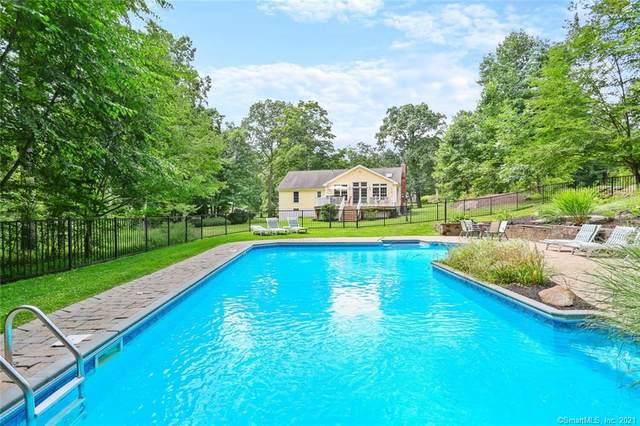 160 Shrub Oak Lane, Fairfield, CT 06824 (MLS #170430894) :: Kendall Group Real Estate | Keller Williams