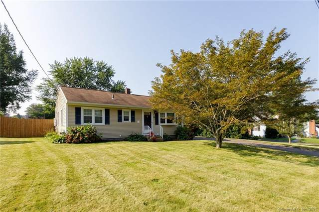 50 Parkview Drive, Southington, CT 06479 (MLS #170430972) :: Linda Edelwich Company Agents on Main