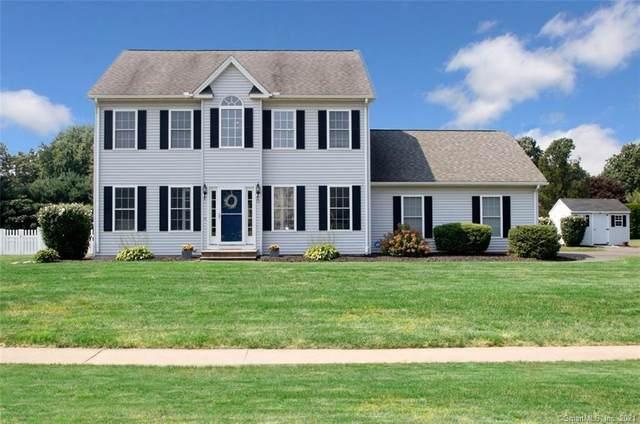 15 Deer Run, Enfield, CT 06082 (MLS #170430979) :: GEN Next Real Estate