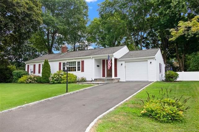 41 Ridgeview Avenue, Trumbull, CT 06611 (MLS #170430980) :: GEN Next Real Estate