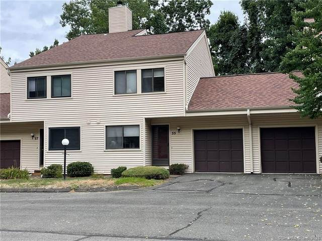 55 Deer Run #55, Bethel, CT 06801 (MLS #170431010) :: GEN Next Real Estate