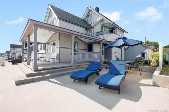 81 Melba Street, Milford, CT 06460 (MLS #170431024) :: GEN Next Real Estate