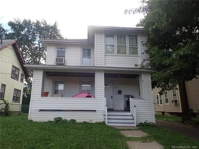21 Clermont Street, Hartford, CT 06106 (MLS #170431051) :: GEN Next Real Estate