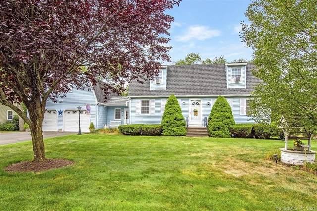 34 Zack Lane, Bristol, CT 06010 (MLS #170431091) :: GEN Next Real Estate