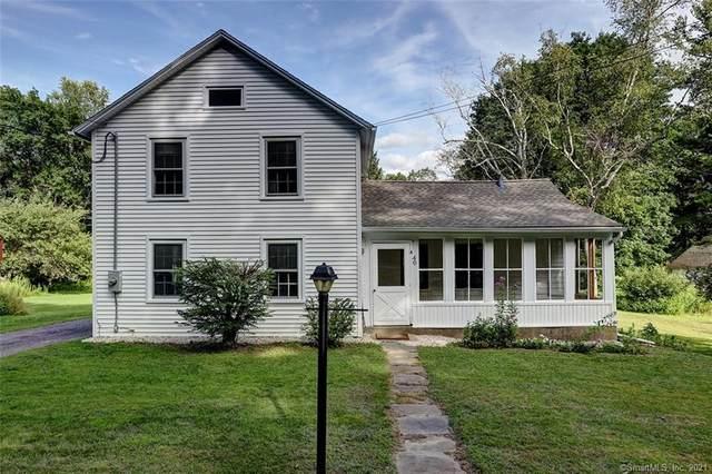 46 North Street, Norfolk, CT 06058 (MLS #170431106) :: Michael & Associates Premium Properties | MAPP TEAM