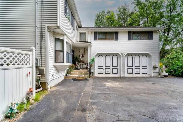 97 Sunset Drive, Naugatuck, CT 06770 (MLS #170431113) :: GEN Next Real Estate