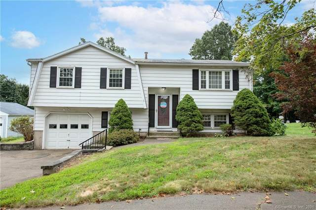 60 Knob Hill Road, Meriden, CT 06451 (MLS #170431127) :: GEN Next Real Estate