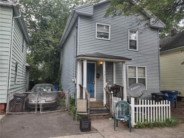 251 Starr Street, New Haven, CT 06511 (MLS #170431137) :: Linda Edelwich Company Agents on Main