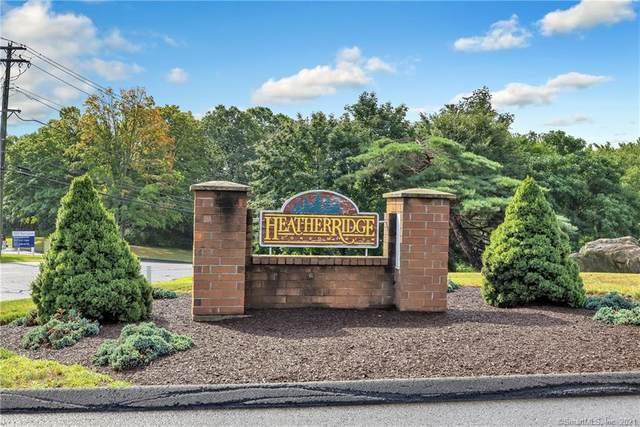 101 Heather Ridge #101, Shelton, CT 06484 (MLS #170431140) :: Linda Edelwich Company Agents on Main