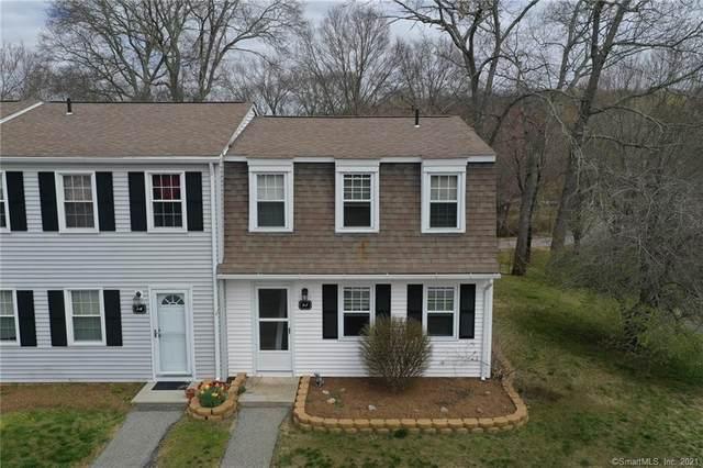 2 Lakeside Drive J, Ledyard, CT 06339 (MLS #170431177) :: Kendall Group Real Estate | Keller Williams