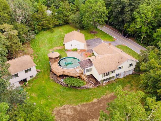 581 Snake Meadow Road, Plainfield, CT 06374 (MLS #170431185) :: Around Town Real Estate Team