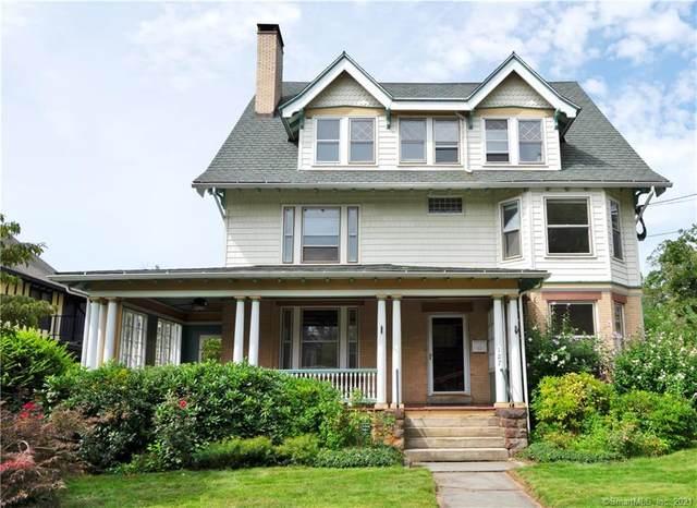 127 Tremont Street, Hartford, CT 06105 (MLS #170431198) :: GEN Next Real Estate