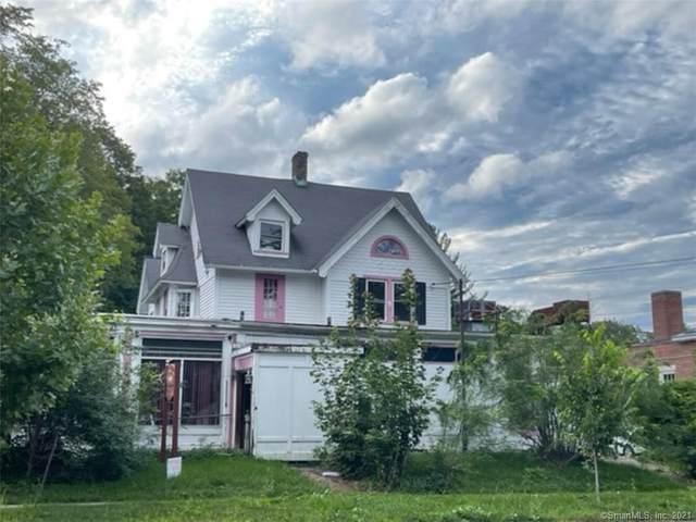 343 Main Street, Salisbury, CT 06068 (MLS #170431235) :: Linda Edelwich Company Agents on Main
