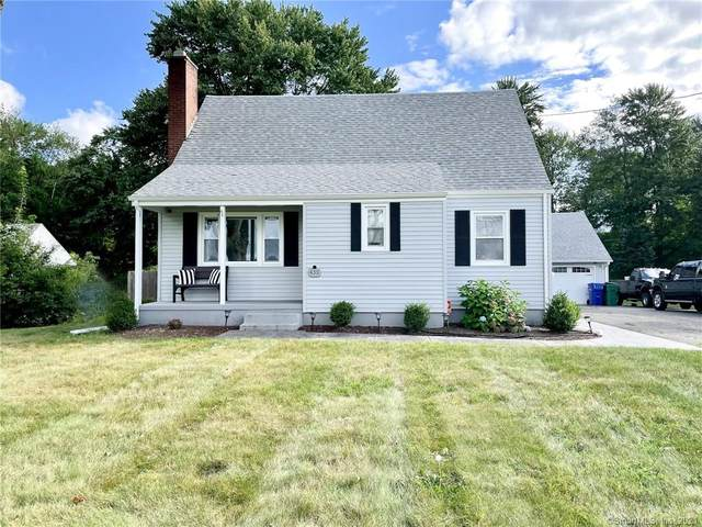 439 Park Avenue, Bloomfield, CT 06002 (MLS #170431429) :: Linda Edelwich Company Agents on Main