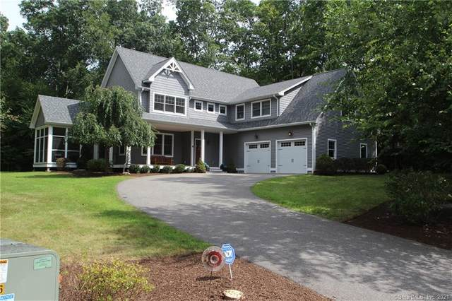 40 Sheffield Drive, Mansfield, CT 06268 (MLS #170431449) :: The Higgins Group - The CT Home Finder