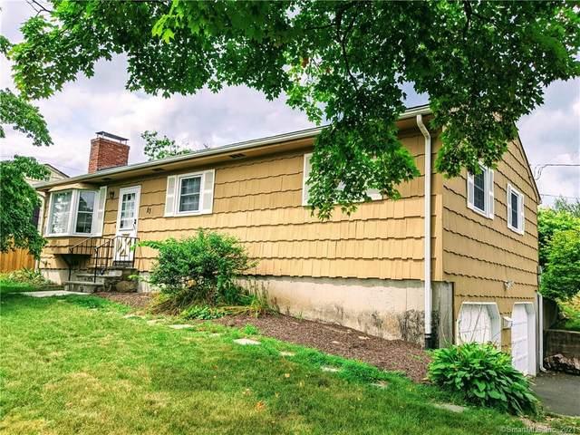 83 W Wooster Street, Danbury, CT 06810 (MLS #170431510) :: Michael & Associates Premium Properties | MAPP TEAM