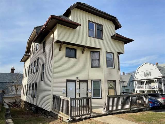 95 Elmwood Avenue, Waterbury, CT 06710 (MLS #170431541) :: Chris O. Buswell, dba Options Real Estate