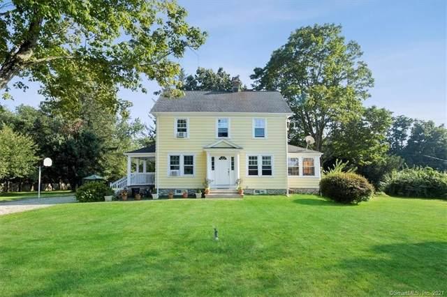10 Shelton Road, Monroe, CT 06468 (MLS #170431555) :: Kendall Group Real Estate | Keller Williams