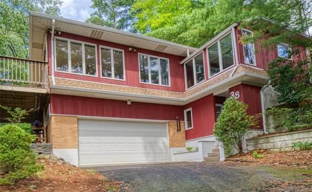 38 Lake Street, Burlington, CT 06013 (MLS #170431583) :: GEN Next Real Estate