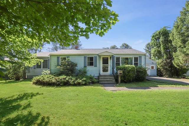10 Pickett Lane, Farmington, CT 06085 (MLS #170431664) :: Kendall Group Real Estate | Keller Williams