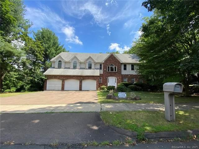 285 Blake Circle, Hamden, CT 06517 (MLS #170431668) :: Kendall Group Real Estate | Keller Williams
