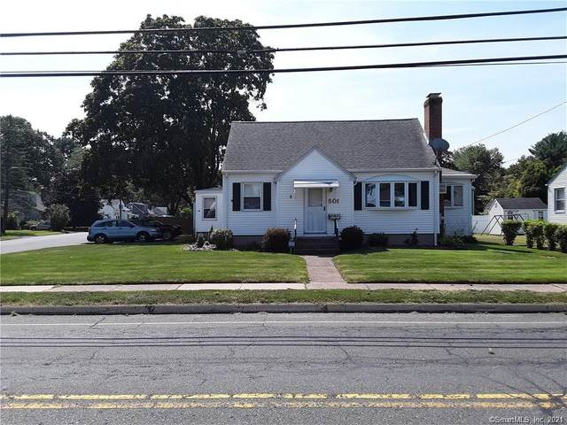 501 Forest Street, East Hartford, CT 06118 (MLS #170431673) :: Linda Edelwich Company Agents on Main