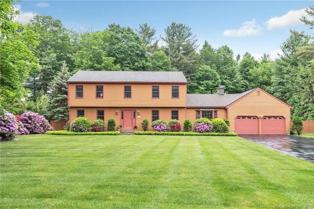 64 Skating Pond Road, Trumbull, CT 06611 (MLS #170431688) :: Chris O. Buswell, dba Options Real Estate