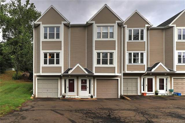 173 Russo Avenue #110, East Haven, CT 06513 (MLS #170431764) :: Linda Edelwich Company Agents on Main