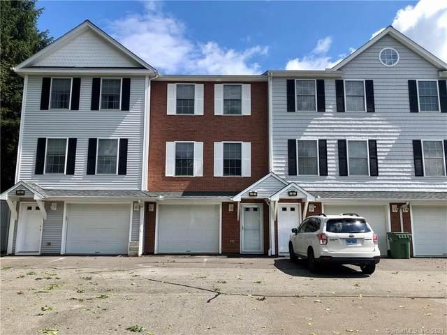 2 Fern Avenue #2, Wallingford, CT 06492 (MLS #170431784) :: GEN Next Real Estate