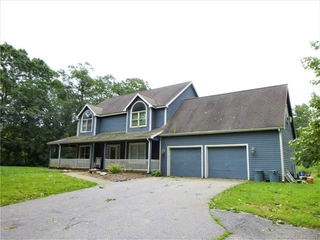 91 Bennett Drive, Hampton, CT 06247 (MLS #170431868) :: Chris O. Buswell, dba Options Real Estate