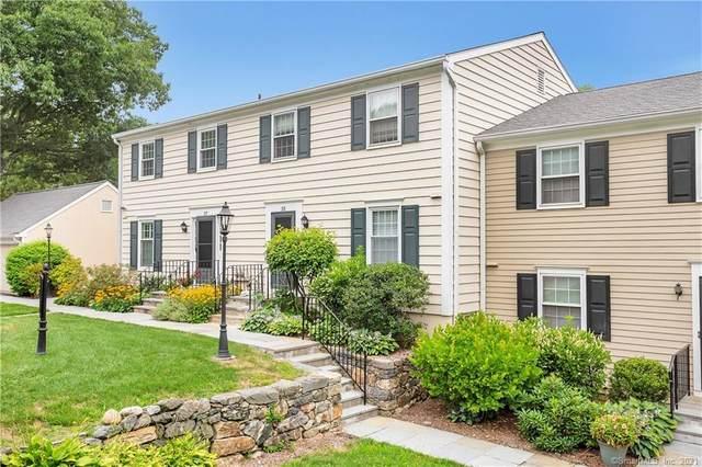 35 Greenwich Hills Drive #35, Greenwich, CT 06831 (MLS #170431903) :: Kendall Group Real Estate | Keller Williams