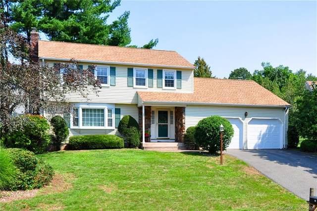125 Briarwood Drive, Manchester, CT 06040 (MLS #170432024) :: GEN Next Real Estate