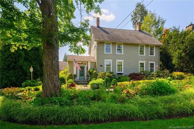 59 Main Street, Newtown, CT 06470 (MLS #170432047) :: GEN Next Real Estate