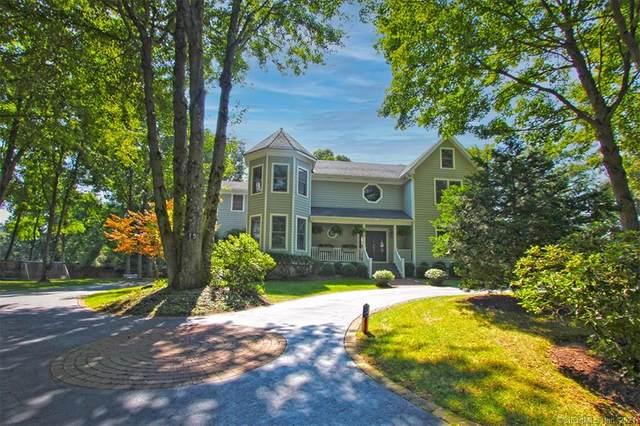 15 Hen Hawk Lane, Westport, CT 06880 (MLS #170432217) :: Michael & Associates Premium Properties | MAPP TEAM