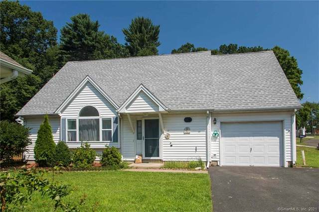 11 Fitch Meadow Lane #11, South Windsor, CT 06074 (MLS #170432240) :: GEN Next Real Estate