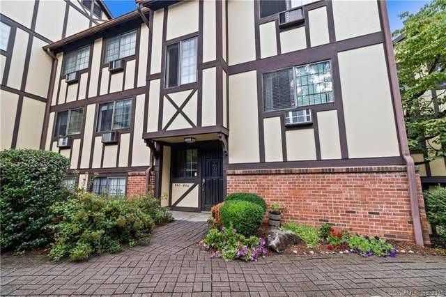 50 Aiken Street #401, Norwalk, CT 06851 (MLS #170432272) :: GEN Next Real Estate