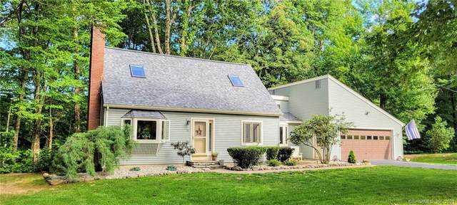 88 Old Skinner Road, Hartland, CT 06027 (MLS #170432376) :: Linda Edelwich Company Agents on Main