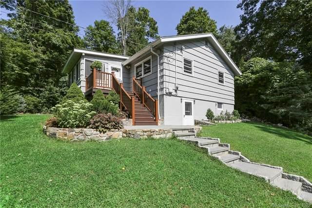 435 Bennetts Farm Road, Ridgefield, CT 06877 (MLS #170432400) :: Kendall Group Real Estate | Keller Williams