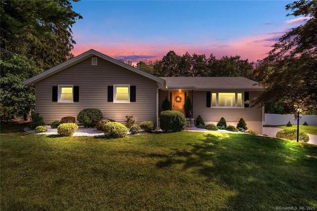 44 Mount Pleasant Drive, Trumbull, CT 06611 (MLS #170432442) :: GEN Next Real Estate