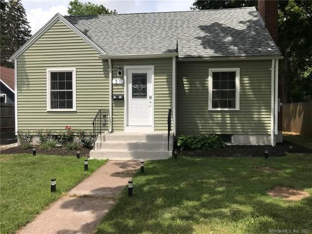 31 Marshall Road, Manchester, CT 06040 (MLS #170432493) :: GEN Next Real Estate